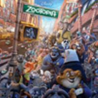 Zootopia Soundtrack(CD)