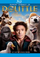 Dolittle(Blu-ray,Robert Downey)
