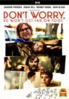 Don't Worry, He Won't Get Far on Foot(DVD,Jack Black)