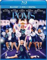 Poms(Blu-ray,Diane Keaton)
