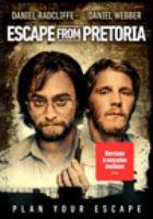 Escape From Pretoria(DVD,Daniel Radcliffe)