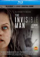 The Invisible Man(Blu-ray,RESTRICTED)Elisabeth, Moss