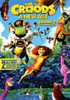 Croods, The: A New Age (DVD)