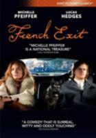 French Exit(DVDMichelle Pfeiffer)
