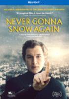 Never Gonna Snow Again(Blu-ray)