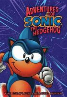 Adventures of Sonic the Hedgehog Complete Animated Series (DVD)