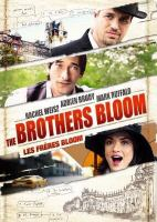 The Brothers Bloom(DVD,Rachel Weisz)