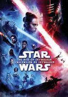 Star Wars, the Rise of Skywalker(DVD,Daisy Ridley)