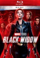 Black Widow(Blu-ray,Scarlett Johansson)