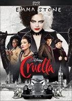 Cruella(Blu-ray,Emma Stone)