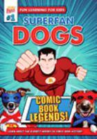 Superfan Dogs: Comic Book Legends (DVD)