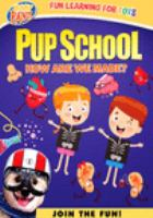 Pup School: How Are We Made? (DVD)