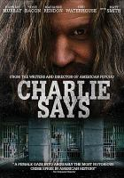 Charlie Says(DVD,RESTRICTED)
