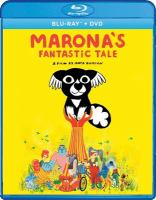 Marona's Fantastic Tale (Blu-ray)