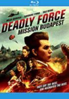 Deadly Force(Blu-ray,Milla Jovovich)