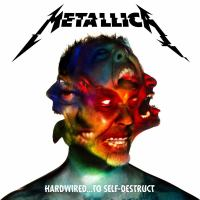 Hardwired... to Self-destruct(CD)