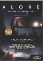 Alone(DVD,Jules Willcox)