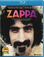 Zappa(Blu-ray)