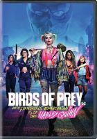 Birds of Prey(DVD,Margot Robbie)