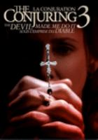 The Conjuring 3(DVD)