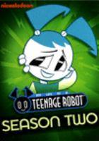 My Life As A Teenage Robot Season 2 (DVD)