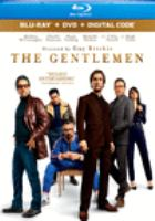 The Gentlemen(Blu-ray,Michelle Dockery)