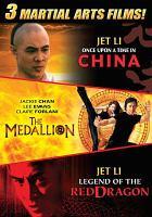 3 Martial Arts Films!