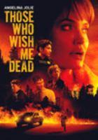 Superloan DVD : Those Who Wish Me Dead