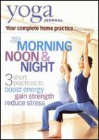 Yoga for Morning, Noon & Night With Jason Crandell