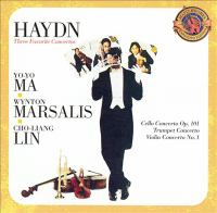 Three favorite concertos