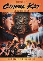 COBRA KAI SEASONS 1 & 2 COLLECTOR'S SET (DVD)