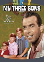 MY THREE SONS SEASON 5 VOLUME 1 (DVD)
