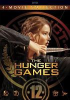 THE HUNGER GAMES 4-MOVIE COLLECTION (DVD)