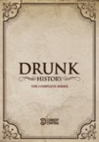 DRUNK HISTORY COMPLETE SERIES (DVD)