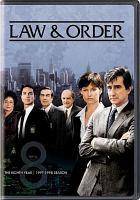 LAW & ORDER SEASON 8 (DVD)