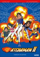 GATCHAMAN II - COMPLETE COLLECTION (DVD)