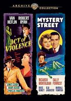 ACT OF VIOLENCE/MYSTERY STREET (DVD)