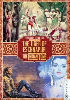 FRITZ LANG'S INDIAN EPIC: THE TIGER OF ESCHNAPUR/THE INDIAN TOMB (DVD)