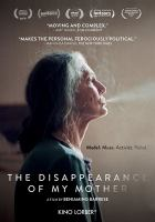THE DISAPPEARANCE OF MY MOTHER (DVD)