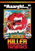 ATTACK OF THE KILLER TOMATOES (DVD)