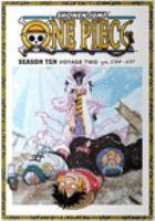 ONE PIECE SEASON 10 VOYAGE 2 (DVD)