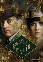 BABYLON BERLIN SEASON 3 (DVD)