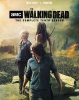 THE WALKING DEAD SEASON 10 (Blu-ray)