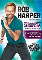 Beginner's weight loss transformation
