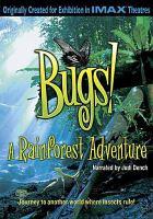 Bugs! a rainforest adventure