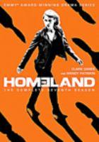 Homeland. The complete seventh season