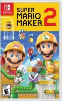 Super Mario maker. 2.