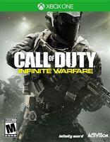 Call of duty. Infinite warfare