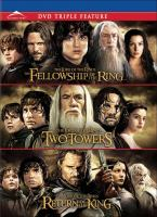The lord of the rings. The fellowship of the ring ; The lord of the rings. The two towers ; The lord of the rings. The return of the king