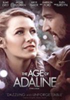 The age of Adaline = Éternelle Adaline